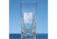 Blenheim Lead Crystal Panel High Ball