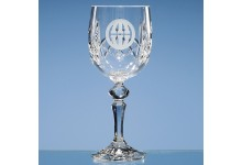 Flamenco Crystalite Panel Goblet