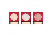 Starboot Economy Football Medal & Box