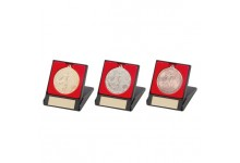 Impulse Football Medal & Box